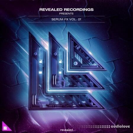Revealed Recordings Revealed Serum FX Vol.1