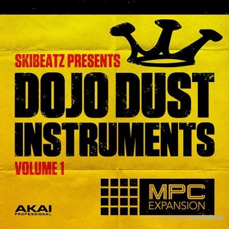 AKAI MPC Expansion Skibeatz Doho Dust Instruments Vol.1