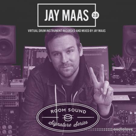 Room Sound Jay Maas Signature Series Drums
