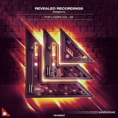 Revealed Recordings Revealed Top Loops Vol.5