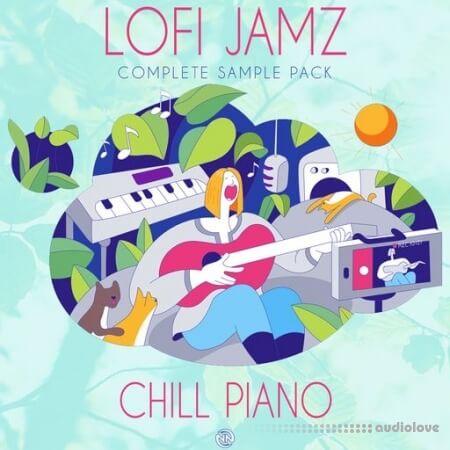 Dynasty Loops Chill Piano
