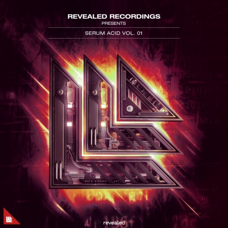 Revealed Recordings Revealed Serum Acid Vol.1