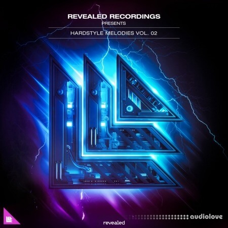 Revealed Recordings Revealed Hardstyle Melodies Vol.2