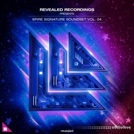 Revealed Recordings Revealed Spire Signature Soundset Vol.4