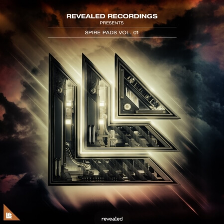 Revealed Recordings Revealed Spire Pads Vol.1