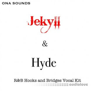 ONA Sounds RnB HOOKS and BRIDGES Vol.2 Jekyll and Hyde WAV