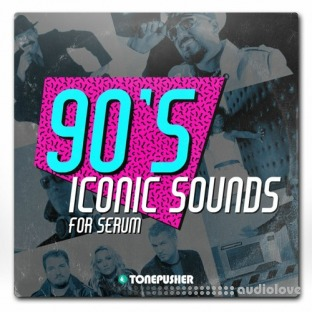 Tonepusher 90's Iconic Sounds