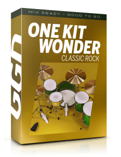 Getgood Drums One Kit Wonder Classic Rock
