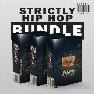 Kryptic Samples Strictly Hip Hop Bundle