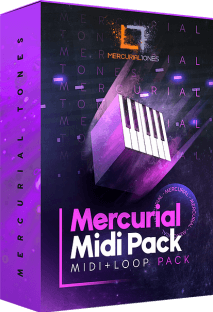 Mercurial Tones Premium Artist MIDI Pack