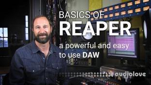 SkillShare Intro to Digital Audio Recording Learn the Basics of Reaper DAW