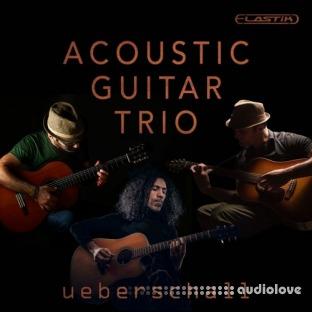 Ueberschall Acoustic Guitar Trio