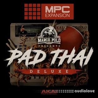 AKAi MPC Expansion Marco Polo Presents Pad Thai Deluxe