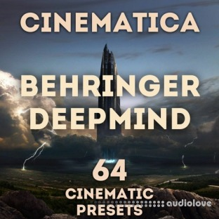 LFO Store Behringer DeepMind 6/12 Cinematica