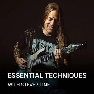 GuitarZoom Essential Techniques 2020