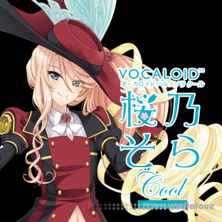 VOCALOID Haruno Sora Cool