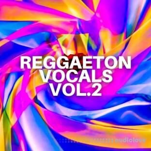Diamond Sounds Reggaeton Vocals Vol.2