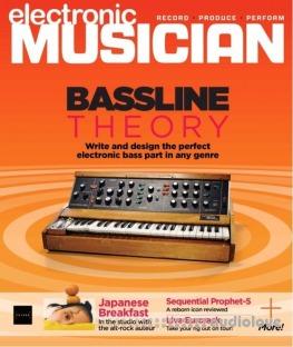 Electronic Musician - November 2021