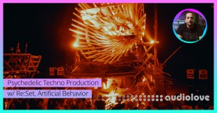 Future Media Academy Psychedelic Techno Production with Re:Set