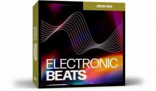 Toontrack Electronic Beats MIDI Pack