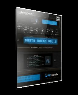 MoReVoX Dusty Racks Vol.3