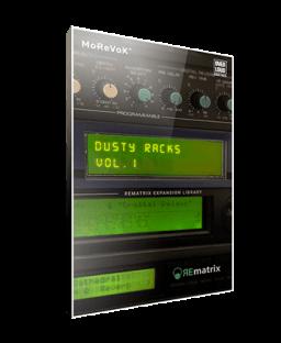 MoReVoX Dusty Racks Vol.1