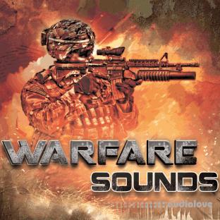 Gamemaster Audio WARFARE SOUNDS (2021)