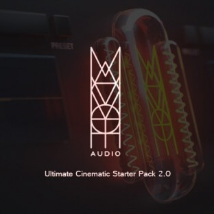 Mammoth Audio Ultimate Cinematic Starter Pack 2.0 Standard Edition