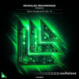 Revealed Recordings Revealed Tech House Kits Vol.1