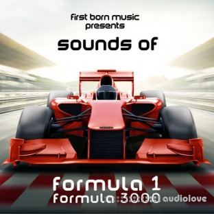Ultimate Loops Sounds Of Formula 1 And Formula 3000