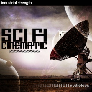 Industrial strength Sci Fi Cinematic