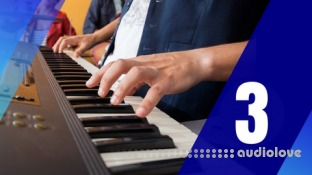 Udemy Piano Chords Vol.3 : Tips on How To Improvise