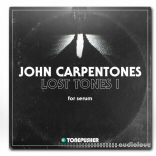 Tonepusher John Carpentones Lost Tones
