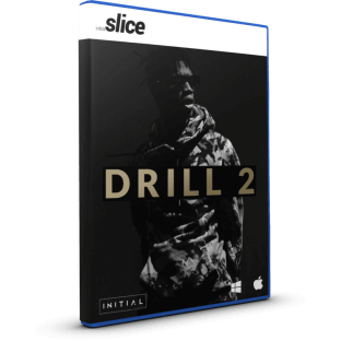 Initial Audio Drill 2 Slice Expansion