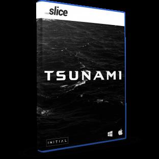 Initial Audio Tsunami Slice Expansion