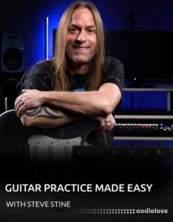 GuitarZoom Guitar Practice Made Easy with Steve Stine 2021