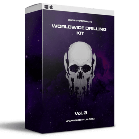 Ghosty World Wide Drilling Kit Vol.3