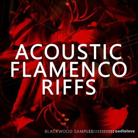 Blackwood Samples Acoustic Flamenco Riffs