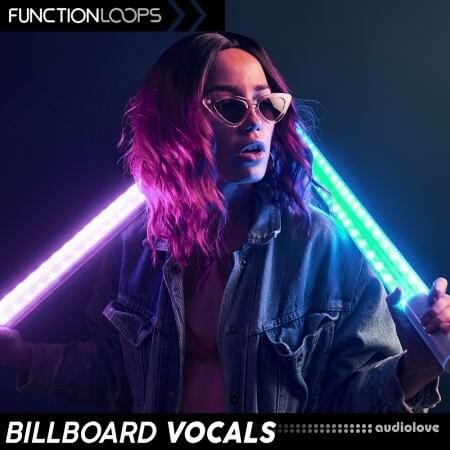 Function Loops Billboard Vocals