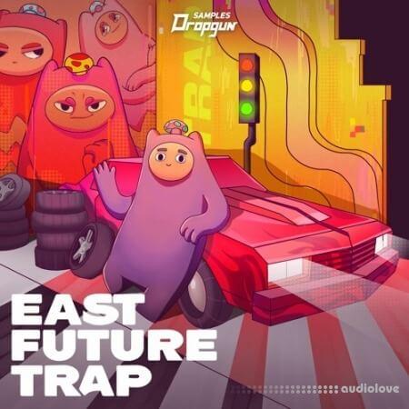 Dropgun Samples East Future Trap