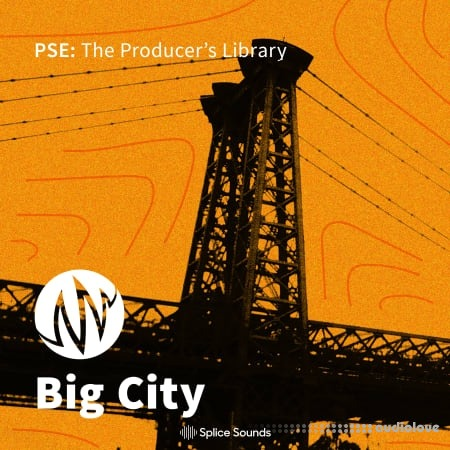 PSE: The Producers Library Big City WAV