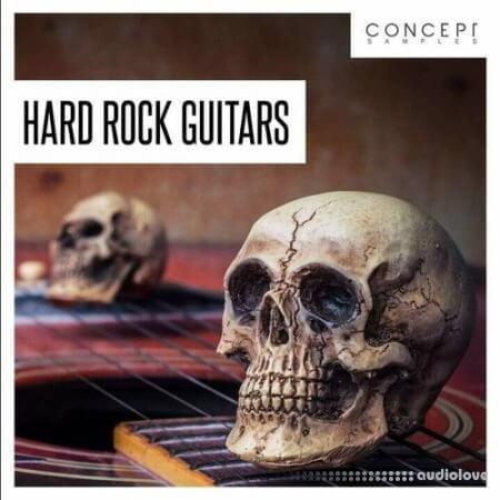 Concept Samples Hard Rock Guitars