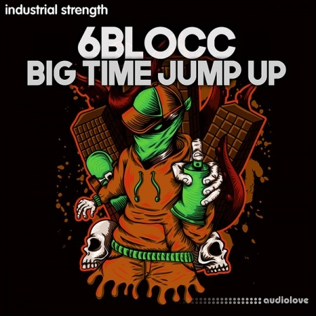 Industrial Strength 6Blocc Big Time Jump Up
