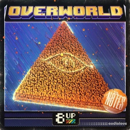 8UP Overworld Notes