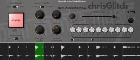 Bom Shanka Machines chrisGlitch