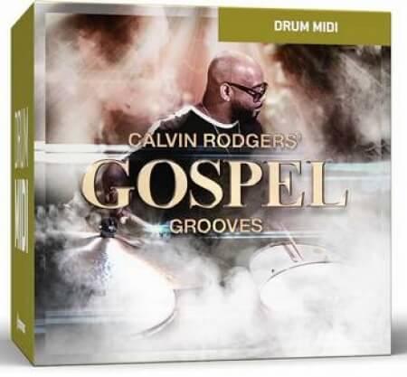 Toontrack Gospel Grooves MIDI pack