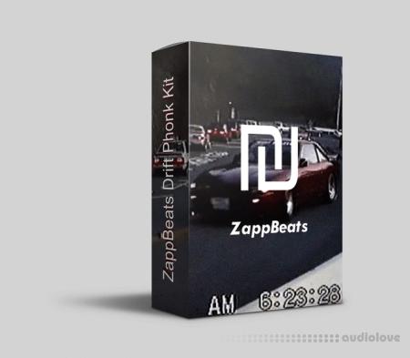 ZappBeats Drift Phonk Kit