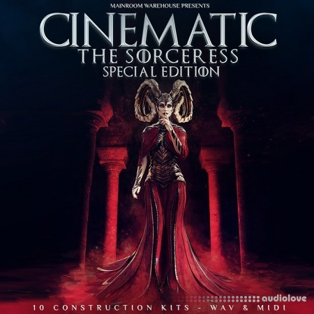 Mainroom Warehouse Cinematic The Sorceress Special Edition