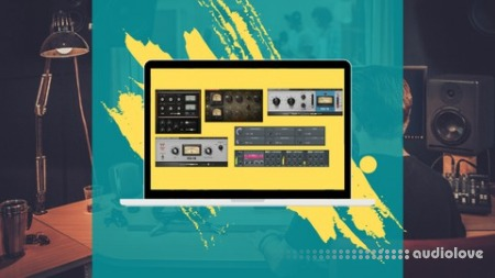Udemy Audio Compression in-depth for Music Production