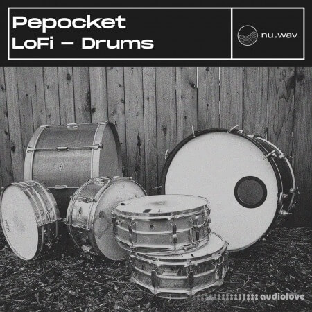 Nu.Wav Penpocket LoFi Drums